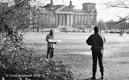 Germany, Berlin - November 1989